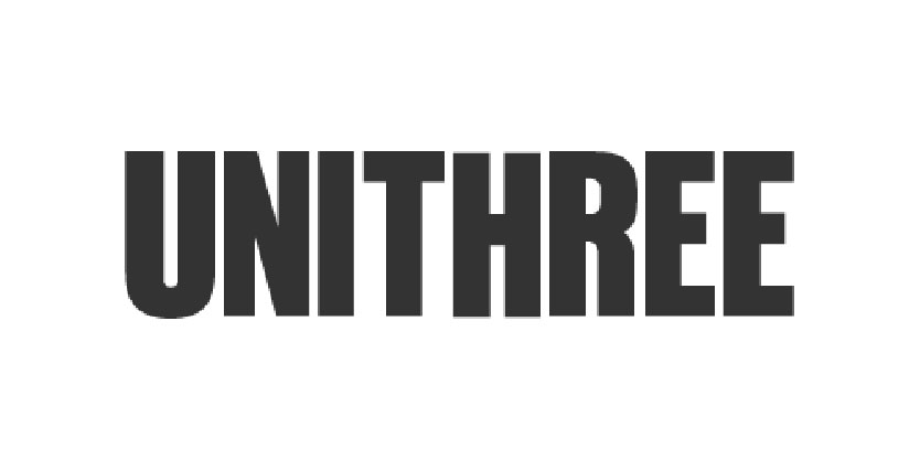 Logo of Unithree - best Website Mobile development Jakarta