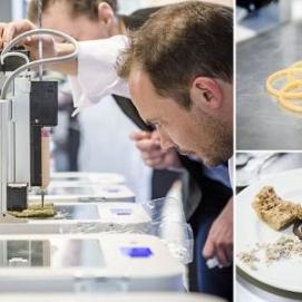 Image Ini Dia Restoran Pertama di Dunia yang Menyajikan Makanan Hasil Printer 3D