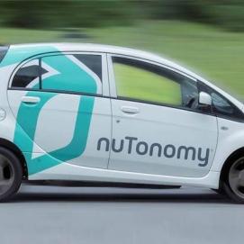 Image Taksi Self Driving Mulai Diuji Coba di Singapura