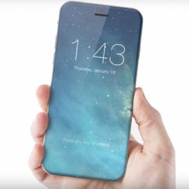 Image iPhone 8 Didukung Layar OLED dan Wireless Charging?