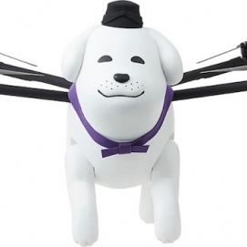 Image Yukimaru, Drone Lucu Yang Jadi Maskot Di Jepang