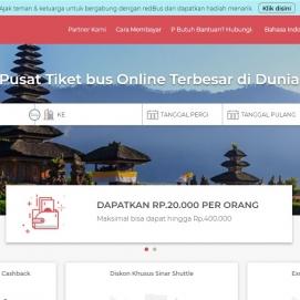 Image RedBus, Aplikasi Pemesanan Tiket Bus Antarkota Resmi Dirilis di Indonesia