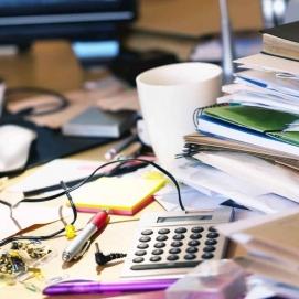 Image 4 Alasan Yang Mungkin Membuat Anda Kewalahan Dalam Memelihara Kerapian Kantor