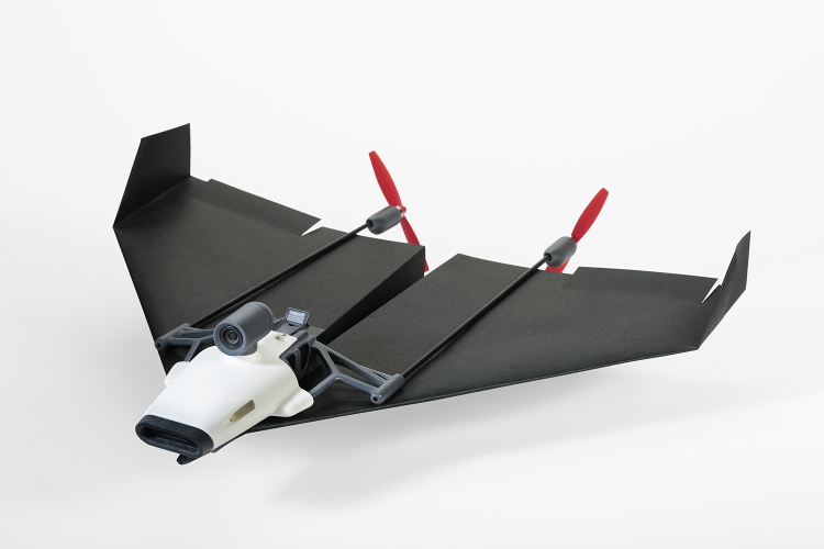 image PowerUp Toys, Drone Terbaru Dari Kertas!