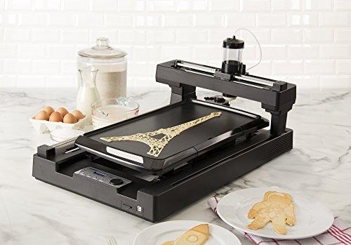 image Buat Pancake Dengan Printer 3D?