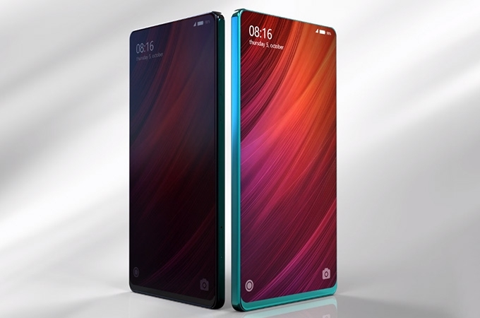 image Xiaomi Akan Menjadi Tren Smartphone Dengan Layar Tanpa Bingkai di Tahun 2017