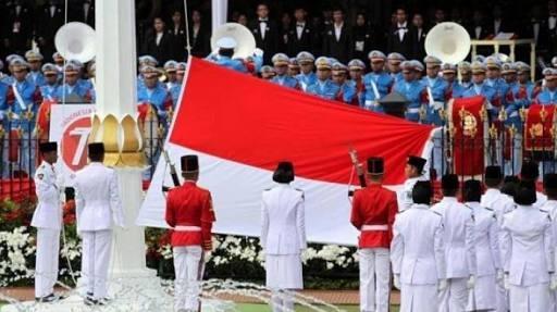 gambar berita Upacara Kemerdekaan RI Dalam Bentuk Video 360 Derajat Di Akun Youtube Bapak Jokowi