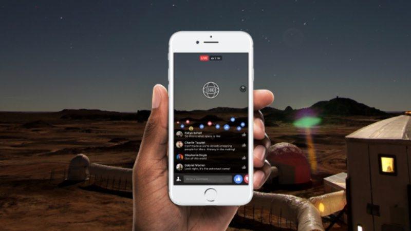 gambar berita Foto 360 Derajat Bisa Langsung Dijepret Menggunakan Facebook!