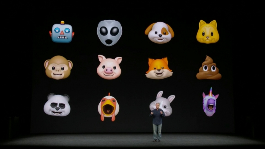 image Animoji : Animated Emoji - Emoji Yang Dapat Bergerak by Apple