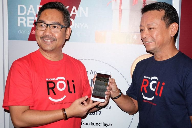 image Telkomsel Rilis Aplikasi Roli Yang Berikan Banyak Bonus Kuota