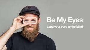 image Aplikasi Be My Eyes, Aplikasi Penghubung Tunanetra dan Relawan