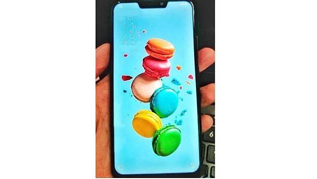 image Asus Mengeluarkan Brand Terbaru, Mirip iPhone X?
