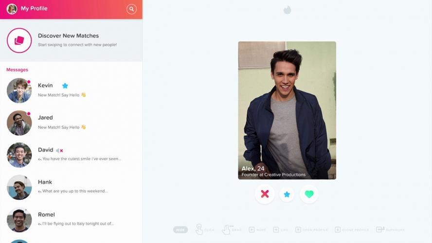 image Tinder Versi Desktop, Sudah Pernah Coba?