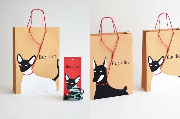 image Ide Kreatif Desain Paper Bags