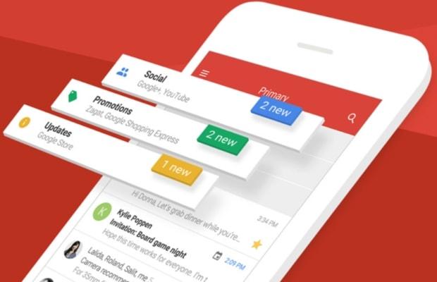image Gmail Web Tampilkan Update Terbaru Pada Juli 2018