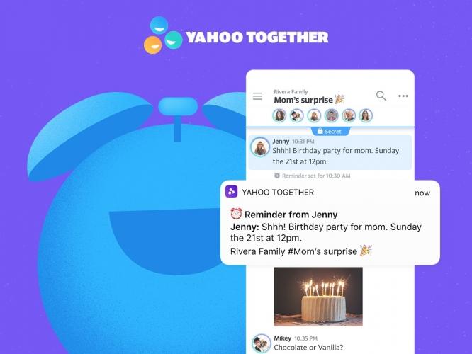 image Yahoo Resmi Luncurkan Aplikasi Terbarunya, Yahoo Together