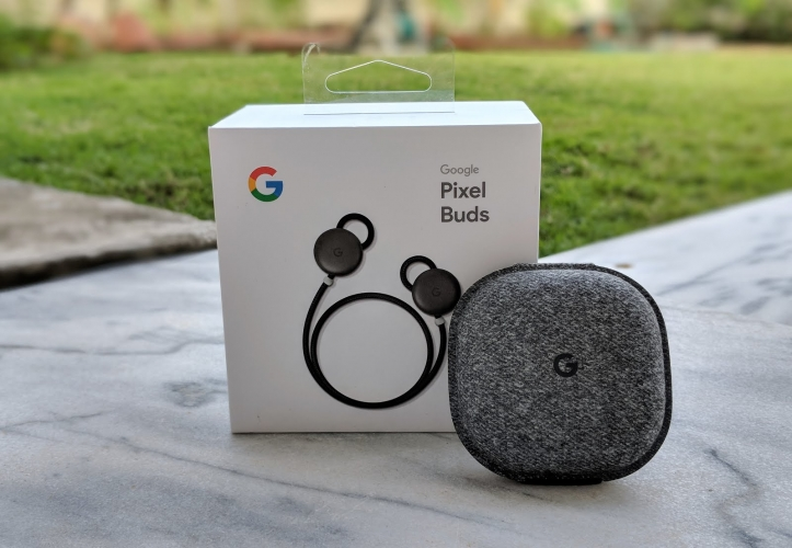 image Google Pixel Buds, Earphone Penerjemah Bahasa via Google Assistant