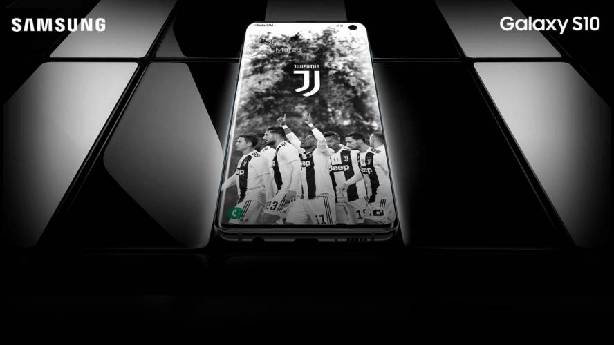 image Samsung Resmi Rilis Samsung Galaxy S10 Edisi Juventus