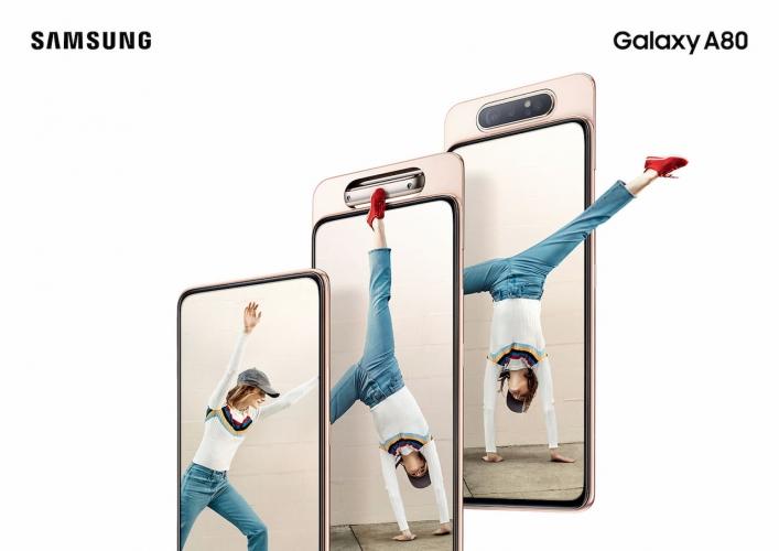 image Samsung Resmi Luncurkan Galaxy A80
