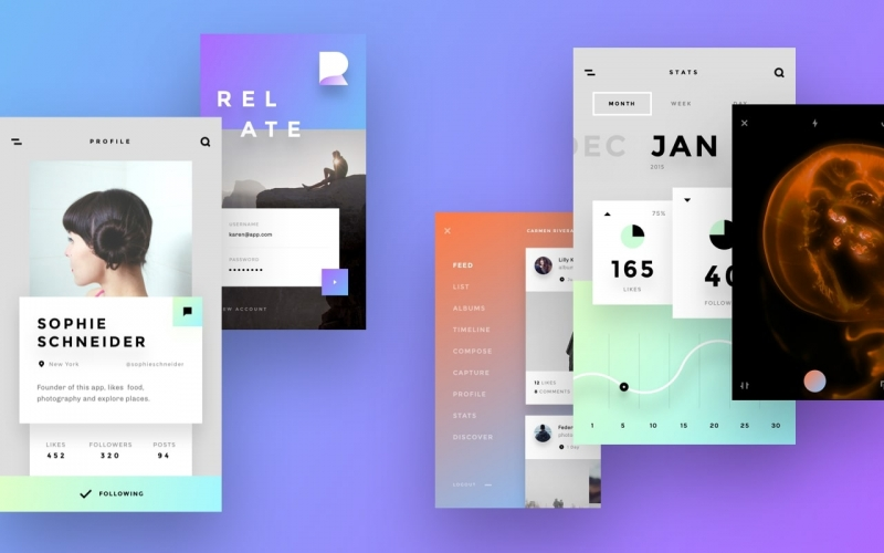 image Another UI  Design Trends For Your Inspiration