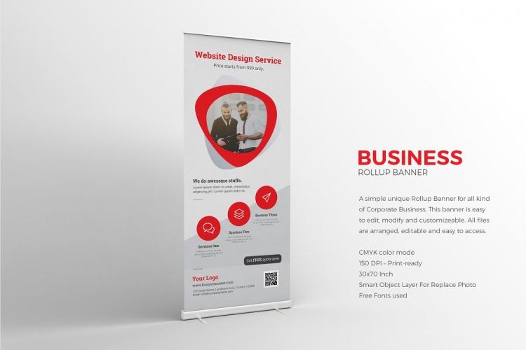 image Pentingnya Peranan Roll Banner Untuk Bisnis Anda