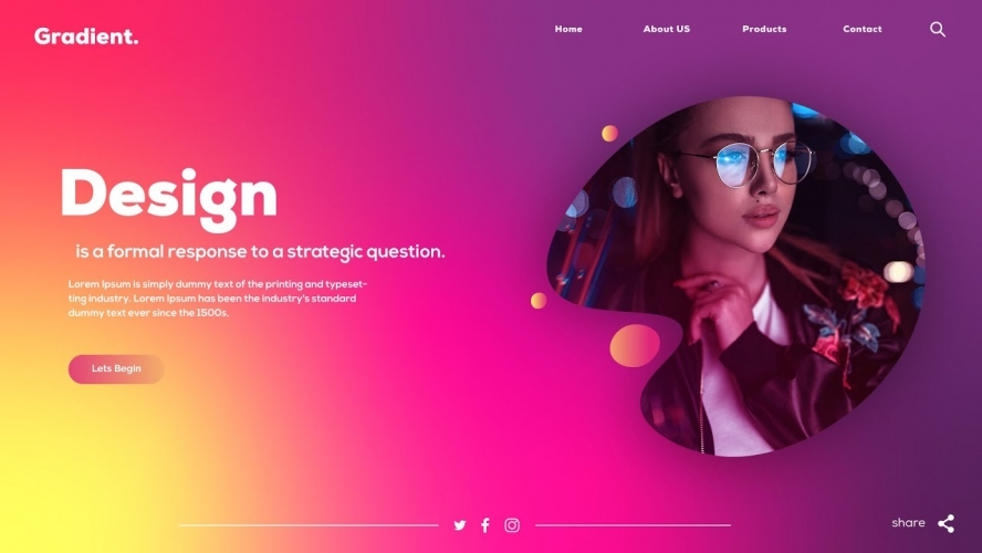 Tips For Using Gradient in UI Design | Berita Teknologi Kreatif Indonesia dan Dunia