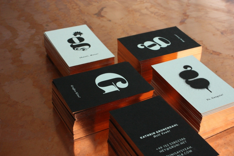 image 4 Creative Business Cards Ideas