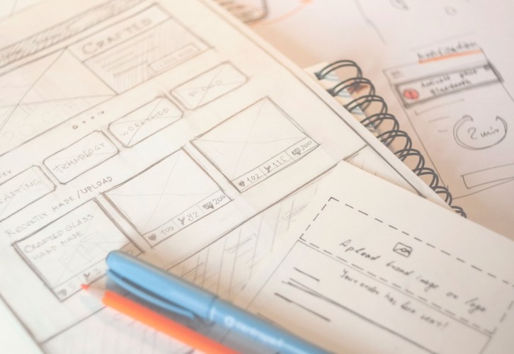 image Wireframes in UX Design — What, Why, and When?