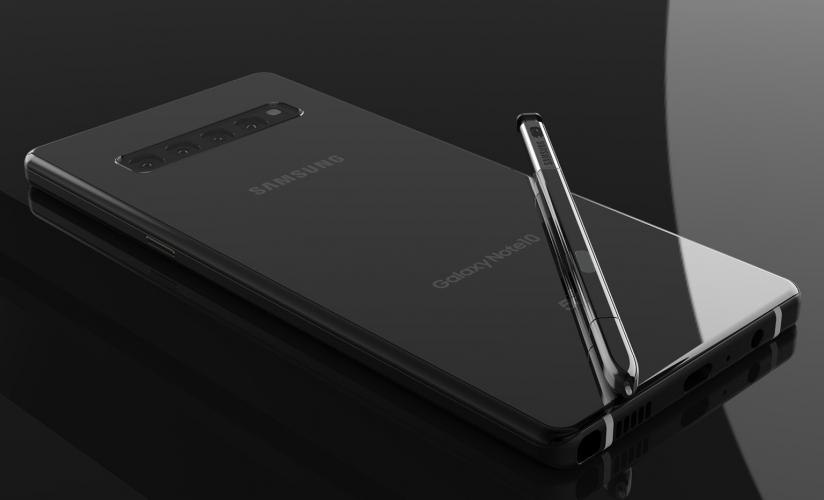 image Samsung Resmi Luncurkan Galaxy Note 10 di Indonesia