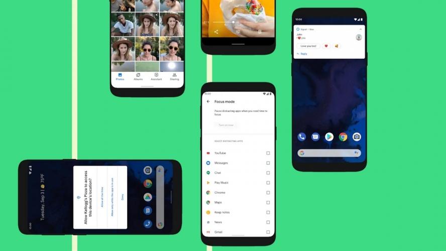 image Google Resmi Rilis & Distribusikan Sistem Operasi Terbarunya, Android 10