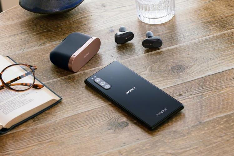 image Sony Resmi Rilis Gadget Terbarunya, Xperia 5