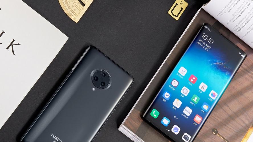 image Vivo Resmi Luncurkan Smartphone Terbarunya, Vivo Nex 3 5G