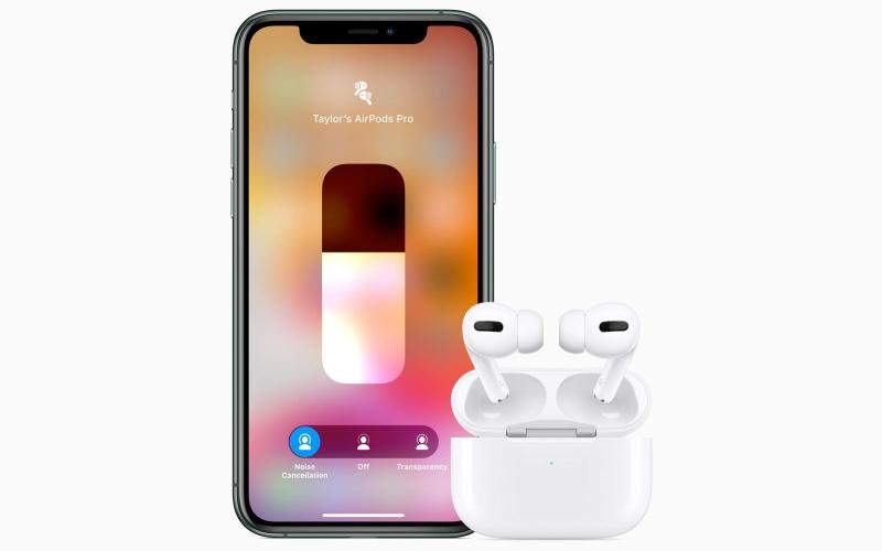 image Apple Resmi Luncurkan Airpods Pro Dengan Fitur Noise Cancellation