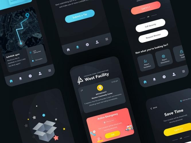 image 6 Tips for Dark Theme Design