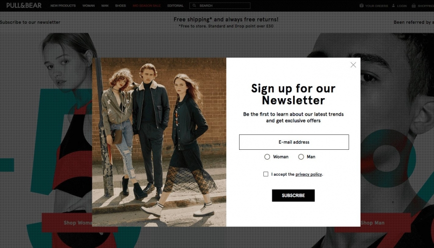 image 4 Types of Pop-ups You Should Have On Your Website