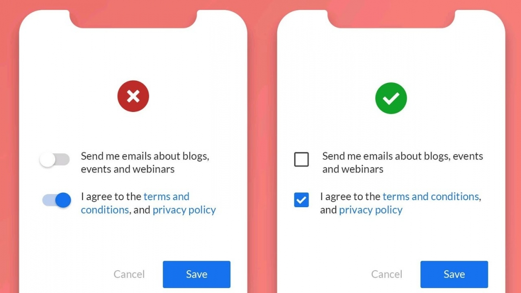 image Why Radio Buttons and Checkboxes Cannot Co-Exist