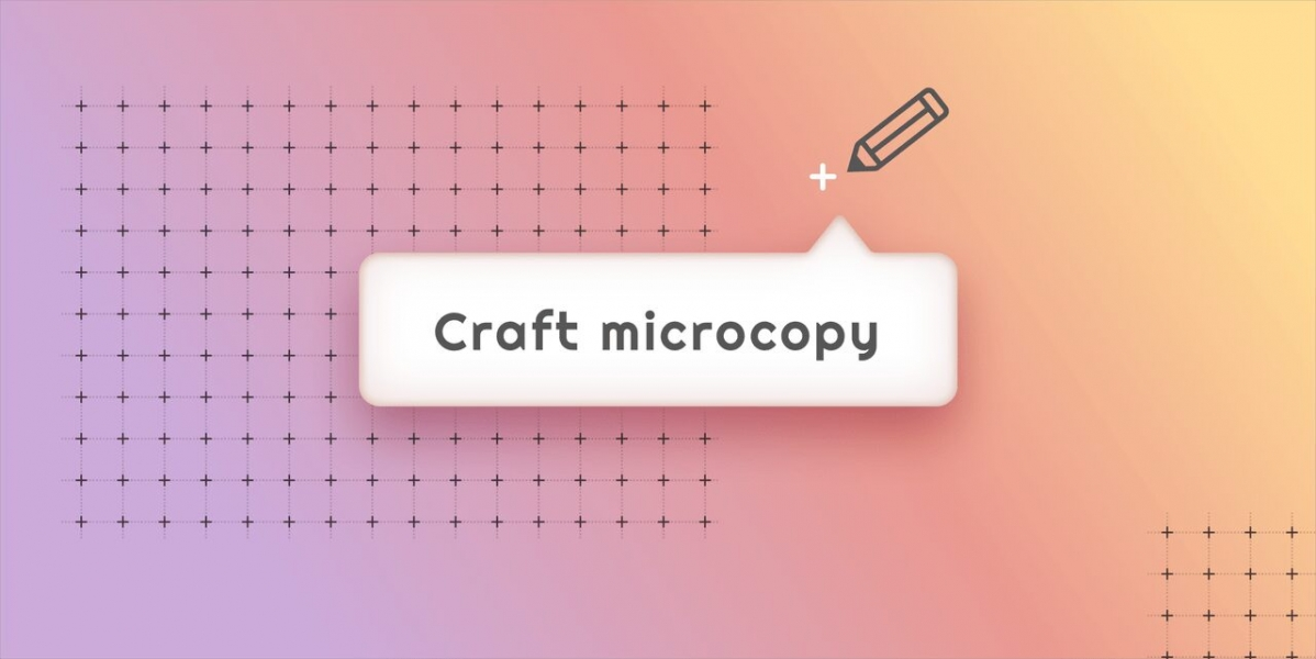 Image The Power of Microcopy in Web Design