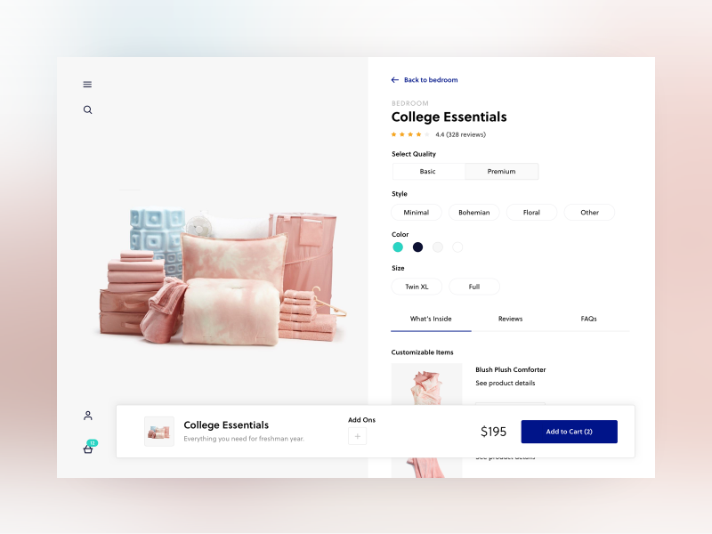 Image 5 Drool-Worthy Product Page Examples to Inspire Your Own Ecommer