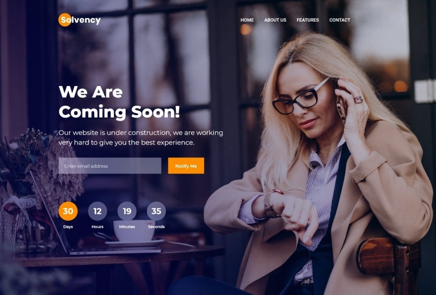 Image How To Create a Coming Soon Page & Start Marketing Before You La