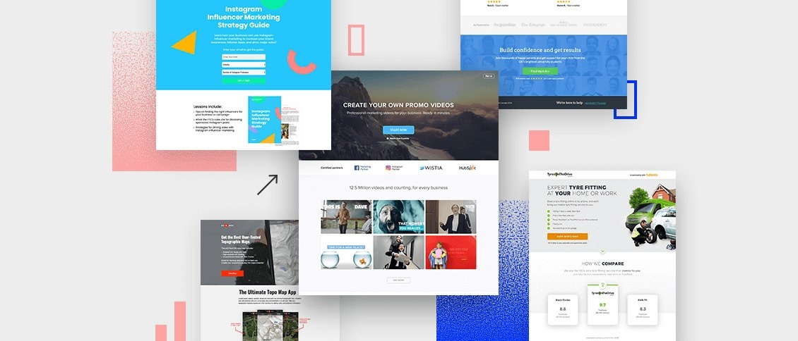 Image 5 UX Tips To Build A High Converting Landing Page
