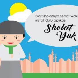 Image of SholatYuk - Aplikasi Alarm Pengingat Sholat